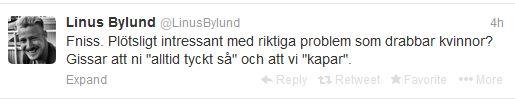 linus bylund